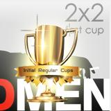 MadMen 2x2 Fast Cup