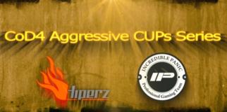 CoD4 Aggressive CUP 5v5, September 2011