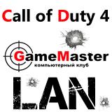 CoD4 GameMaster LanParty #10